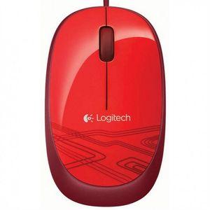 Mouse-com-fio-M105-Vermelho-Logitech