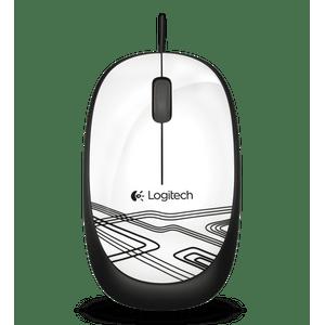 Mouse-com-fio-M105-Branco-Logitech
