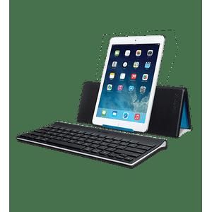Teclado-Bluetooth-com-suporte-para-Tablet-Logitech