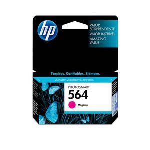 Cartucho-de-Tinta-HP-564-Magenta-