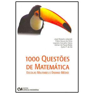 Livro-1000-Questoes-de-Matematica---Escolas-Militares-e-Ensino-Medio