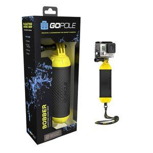 Bastao-Flutuante-para-GoPro-Amarelo-com-Grip