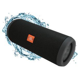 Caixa-de-Som-JBL-Flip-3-Preta-Portatil-Bluetooth-A-Prova-d--Agua-e-com-microfone-JBLFLIP3BLK
