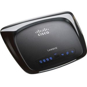 Roteador-150Mbps-Wireless-N-Linksys-WRT120N-BR