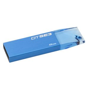 Pen-Drive-8GB-Azul-Data-Traveler-SE3-