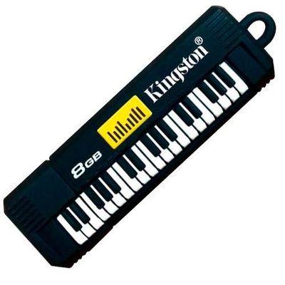 Pen-Drive-Teclado-8GB-USB-2.0-DataTraveler-Kingston-KE-U558G