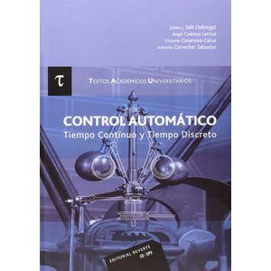 Control-automatico.-Tiempo-continuo-y-tiempo-discreto---Textos-academicos-universitarios--Livro-em-Espanhol--