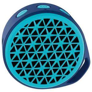 Caixa-de-Som-X50-Bluetooth-Portatil-Azul-Logitech