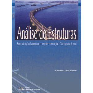 Analise-de-Estruturas---Formulacao-Matricial-e-Implementacao-Computacional
