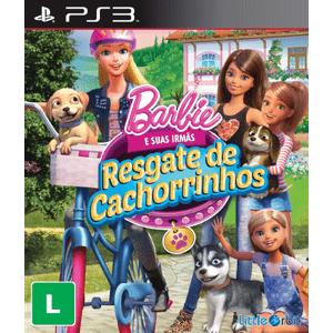 Barbie-e-Suas-Irmas---Resgate-de-Cachorrinhos-para-PS3