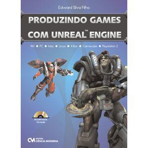 Produzindo-Games-com-UNREAL-ENGINE-Acompanha-CD