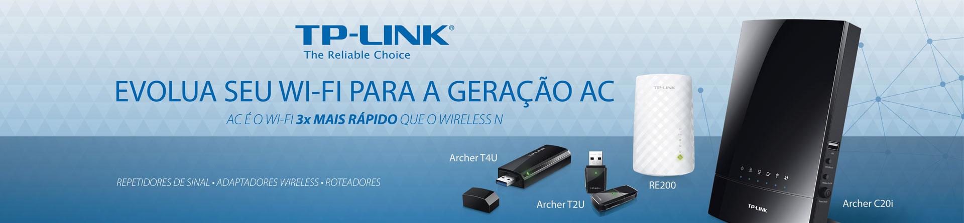 Banner Tp-Link
