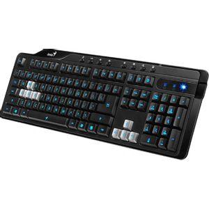 Teclado-Gamer-Led-Luminoso-Azul-com-Fio-USB-Genius-KB-G255