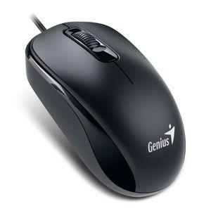 Mouse-Optico-com-Fio-USB-Preto---Genius-DX-110