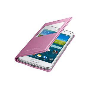 Capa-S-View-Galaxy-S5-Mini-Rosa---Samsung-EF-CG800BPEGBR