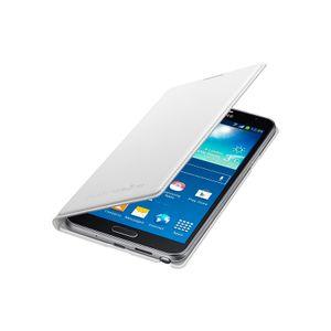 Capa-Flip-Wallet-Galaxy-Note-3-Neo-Duos-Branca---Samsung-EFWN750BWE