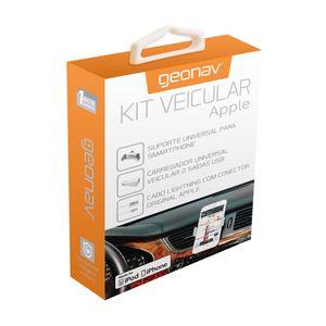 Kit-3-em-1-Veicular-Apple-Suporte-veicular---Carregador-Veicular-2-USB---Cabo-Lightning---Geonav-LIGH31