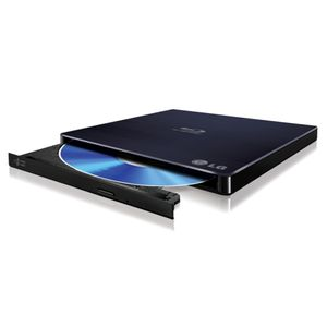 Gravador-Externo-Slim-Portatil-Blu-ray---DVD--RW--CD-R-RW---LG-WP50NB40