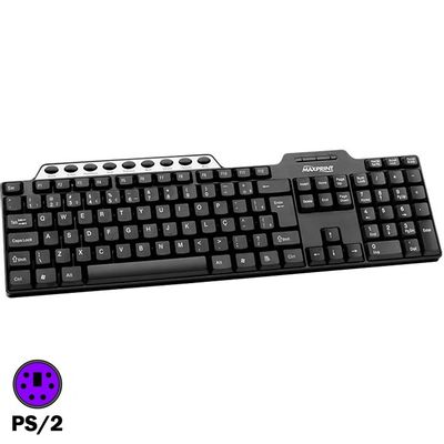 Teclado-Multimidia-PS2-Preto-Maxprint-60806-9
