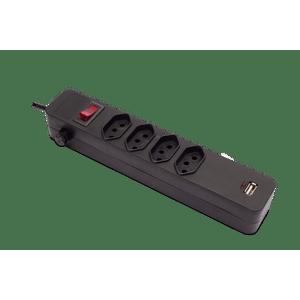 Filtro-de-Linha-4-Tomadas-e-Saida-USB-Preto-Maxprint-601100-4