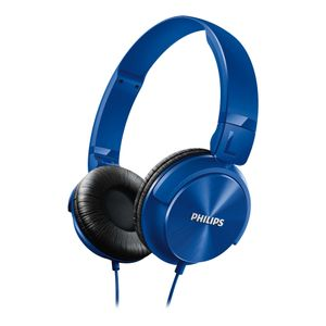 Headphone-DJ-Azul-Philips-SHL3060BL