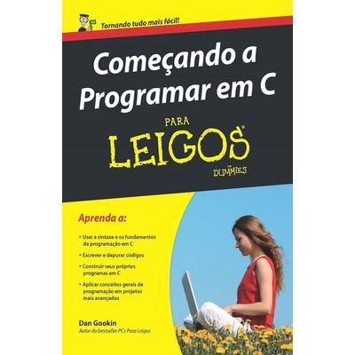 Comecando-a-Programar-em-C-Para-Leigos