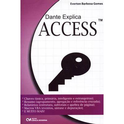 Dante-Explica-Access