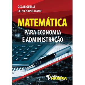 Matematica-para-Economia-e-Administracao