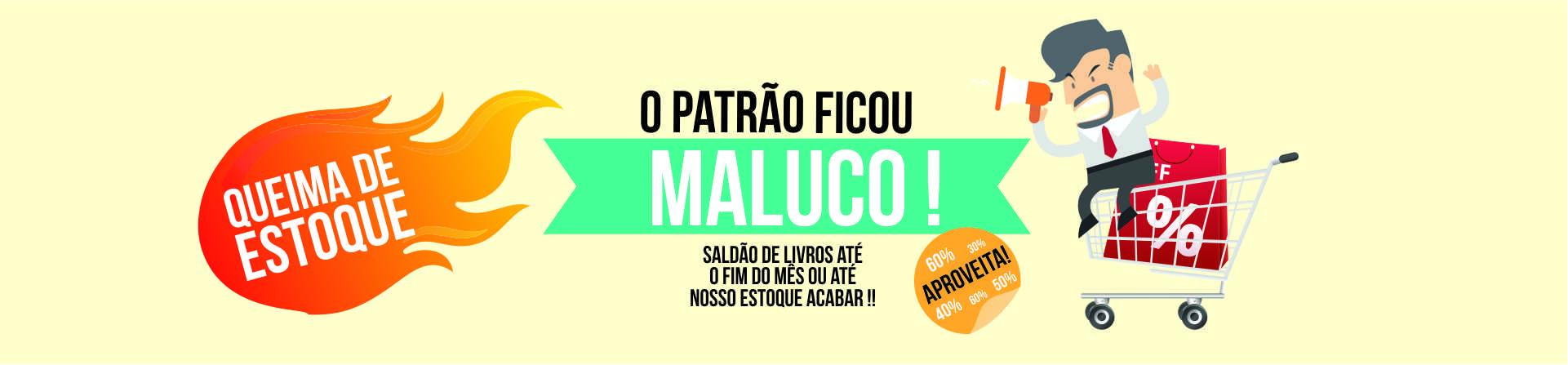 SALDÃO DE LIVROS