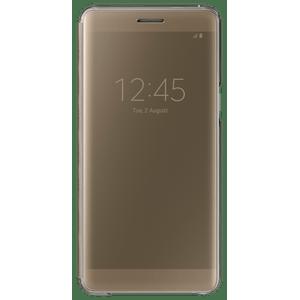 Capa-Clear-View-Galaxy-Note-7-Dourada