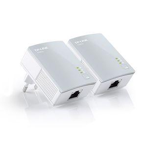 Kit-Extensor-de-Alcance-Powerline-Edicao-AV-500Mbps-TP-Link-TL-PA4010KIT