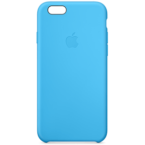 Capa-Para-iPhone-6-Silicone-Azul-Apple-MGQJ2BZ-A