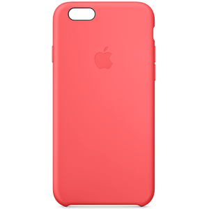 Capa-Para-iPhone-6-Silicone-Rosa-Apple-MGXT2BZ-A
