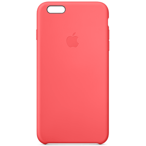 Capa-Para-iPhone-6-Plus-Silicone-Rosa-Apple-MGXW2BZ-A