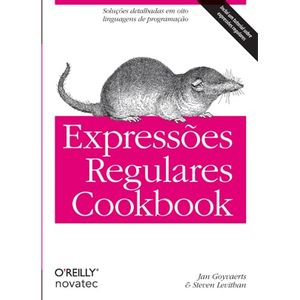 Expressoes-Regulares-Cookbook