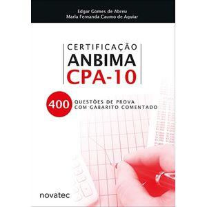 Certificacao-Anbima-CPA-10-400-questoes-de-prova-com-gabarito-comentado