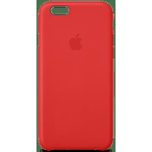 Capa-Para-iPhone-6-Couro-Vermelho-Apple-MGR82BZ-A