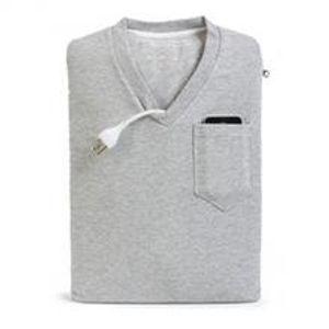 Capa-para-iPad-e-Tablet-10-Camisa-V-Neck-Cinza-Computer-Apparel-CA-VNIPAD-GR
