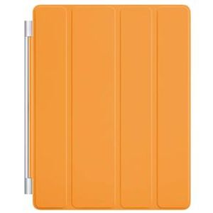 Capa-para-iPad-2-Smart-Cover-Laranja-Apple-MC945BZ-A