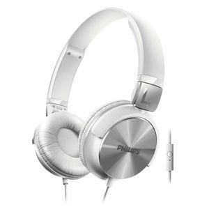Headphone-Over-Ear-Branco-Philips-SHL3165WT-00
