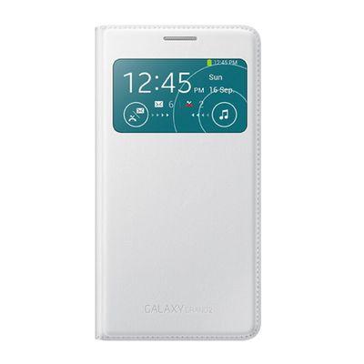 Capa-S-View-Galaxy-Gran-2-Duos-Branca-Samsung-EF-CG710BWEGBR