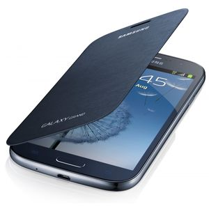 Capa-Flip-Cover-para-Galaxy-Gran-Duos-Azul-Marinho-Samsung-EF-FI908BLEGWW