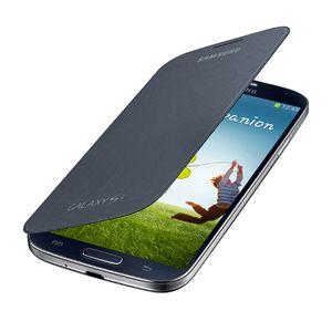 Capa-para-Galaxy-S4-Flip-Cover-Preta-Samsung-EF-FI950BBEGWW