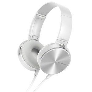 Headphone-Extra-Bass-Branco-Sony-MDR-XB450AP-W