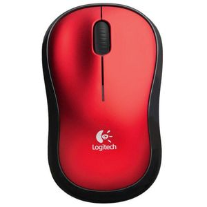 Mouse-Wireless-M185-Vermelho-Logitech