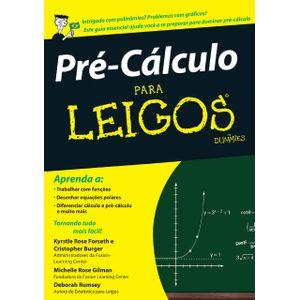 Pre-Calculo-Para-Leigos