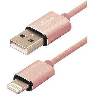 Cabo-Lightning-Premium-2M-Rose-Easy-Mobile-CBLIGHT2MRO