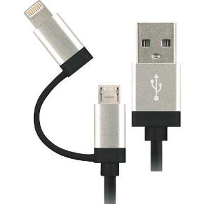 Cabo-Lightning-e-Micro-USB-Smart-1M-Easy-Mobile-CABMIX1PRA