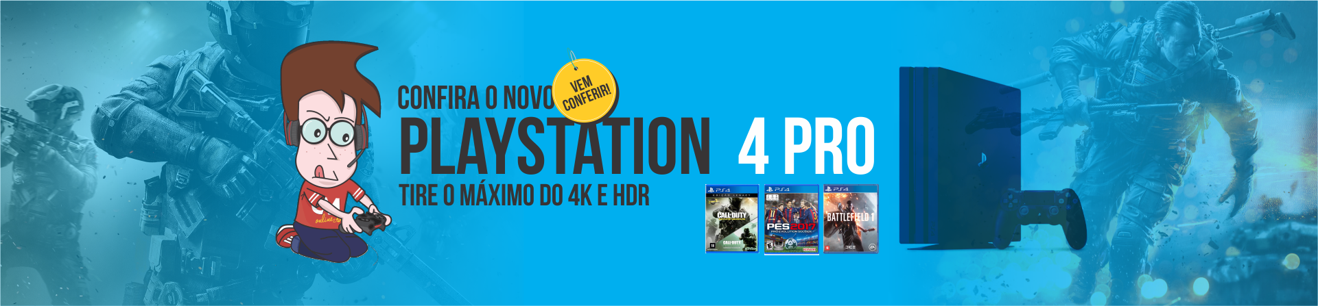 BANNER PLAYSTATION