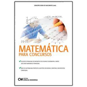 Matematica-para-Concursos--mais-de-100-problemas-propostos-com-respostas-comentadas